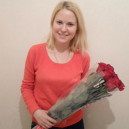 Send flowers to Minsk, Minskaya obl., Belarus