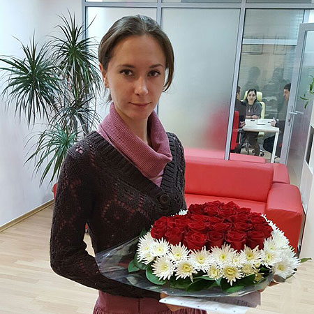 Send flowers to Almaty, Kazakhstan