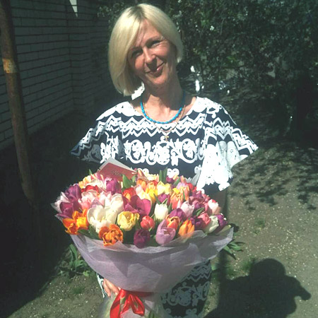 Send flowers to Tokmak, Zaporiz`ka obl., Ukraine