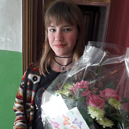 Send flowers to Kharkov, Kharkivs`ka obl., Ukraine