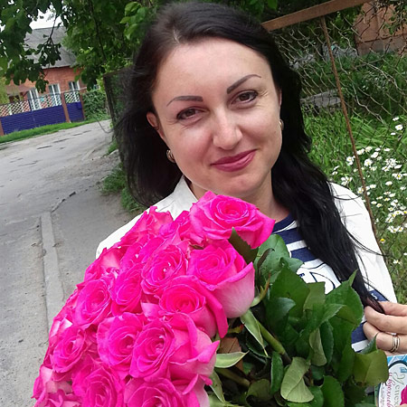 Send flowers to Lubny, Poltavs`ka obl., Ukraine