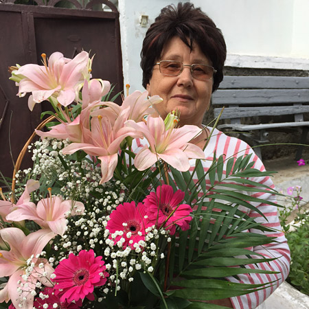 Send flowers to Berislav, Khersons`ka obl., Ukraine