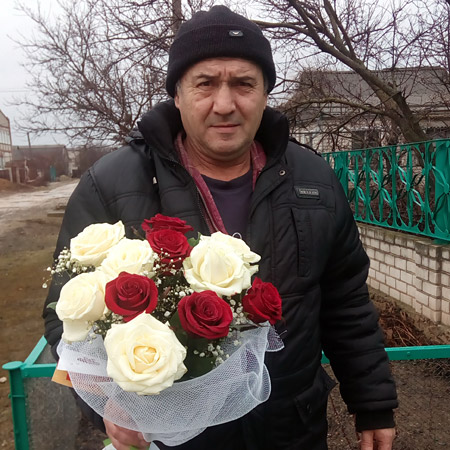 Send flowers to Belozerka, Khersons`ka obl., Ukraine